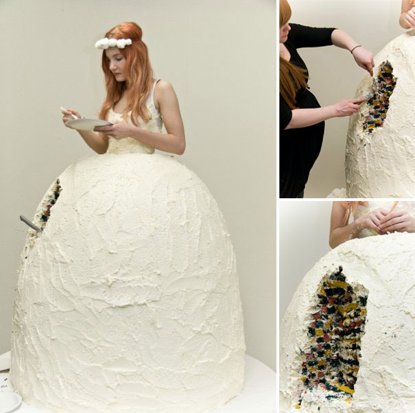 These Wedding Dresses Are Just Out Of This World